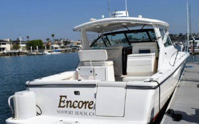 "Introducing PYC's Tiara 35; ""Encore"""