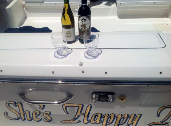 Wine & Cheese & Yachts